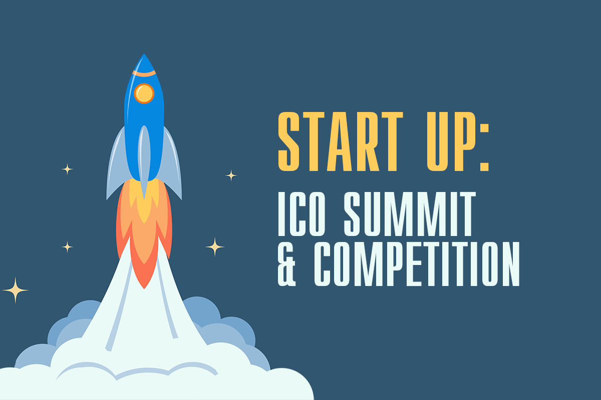 StartUp: ICO Summit & Competition