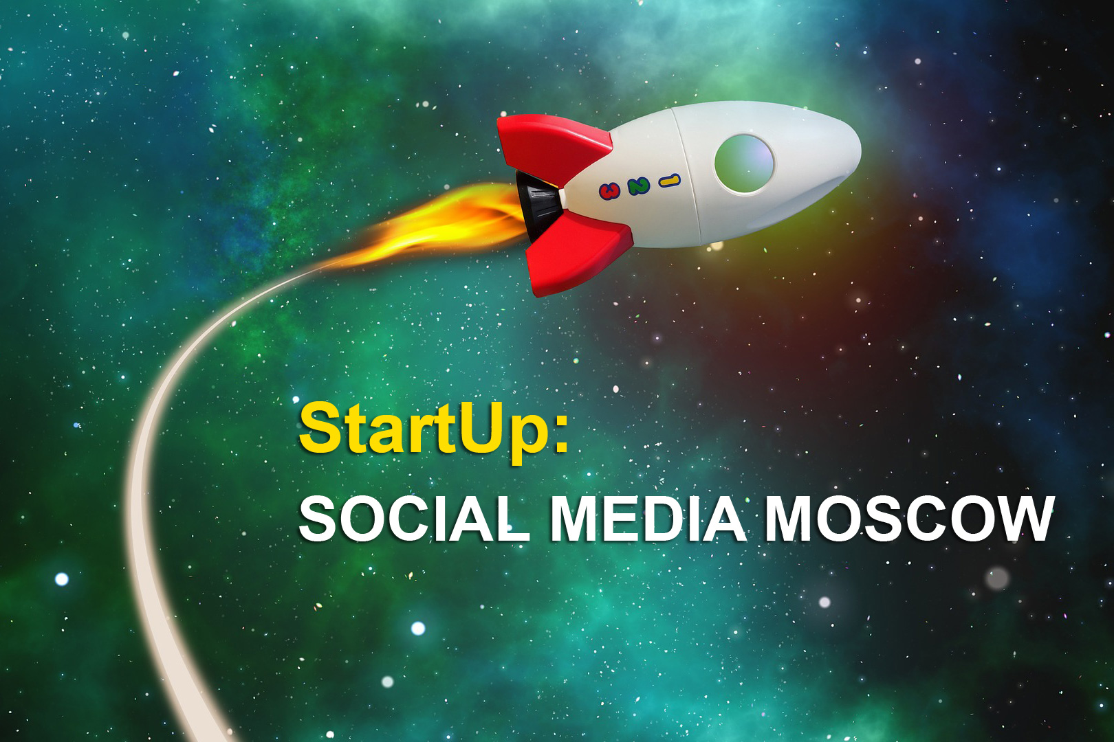 StartUp: Social Media Moscow