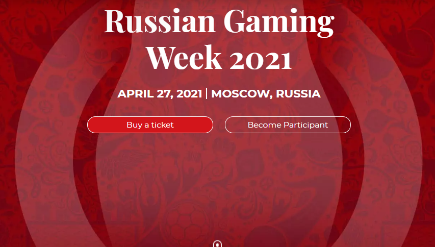 RGW / Russian Gaming Week 2021